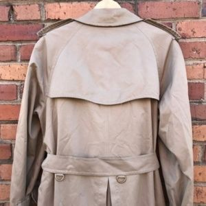 Burberry Jackets & Coats - Burberry Women Trench Coat Khaki Nova Vintage L